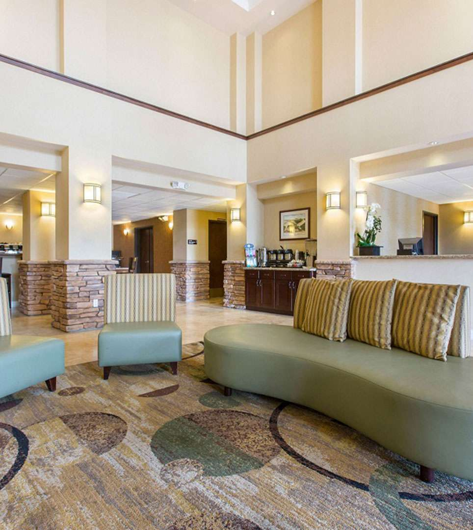 TAKE A LOOK AT WHAT'S WAITING FOR YOU AT OUR PASO ROBLES, CA HOTEL