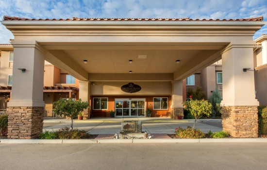 Welcome To The Oaks Hotel & Suites - Hotel Entrance