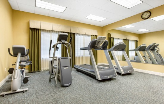 Welcome To The Oaks Hotel & Suites - Fitness Room