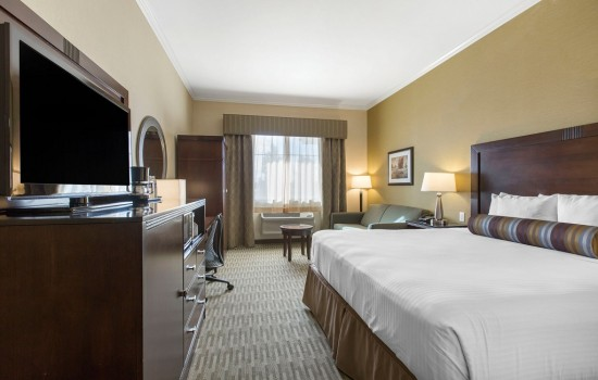The Oaks Hotel & Suites: King Room